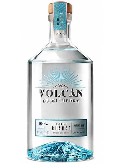 Volcan Blanco Tequila 70 cl