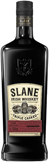 Slane Triple Casked Irish Whiskey 70 cl