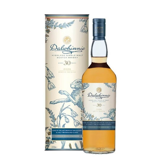 Dalwhinnie 30 ans Special Release 2020 70 cl