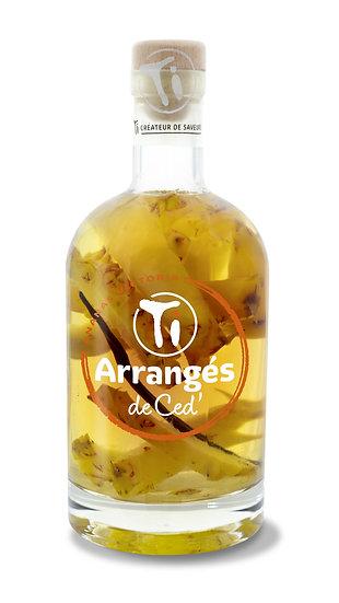 Ti Arrangés de Ced' Ananas Victoria 70 cl