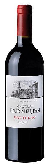 Château Tour Sieujean Pauillac 2016 75 cl