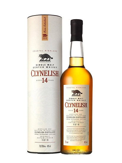 Clynelish 14 ans 70 cl