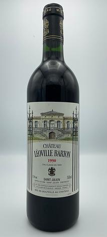 Château Léoville-Barton 1990 Saint-Julien 75 cl