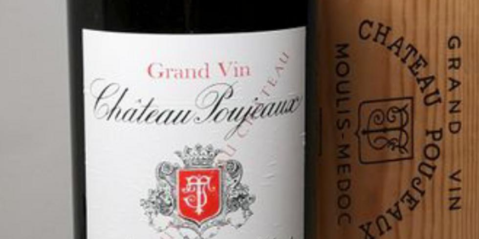 Soirée Dégustation Les Grands Bordeaux