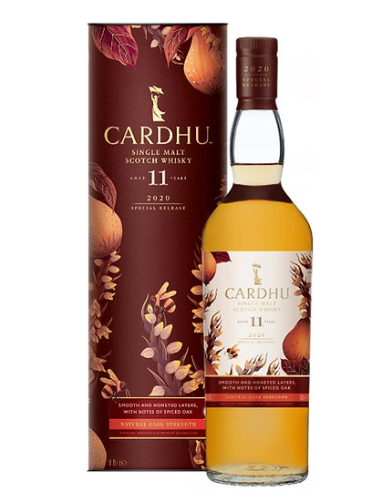 Cardhu 11 ans Special Release 2020 70 cl