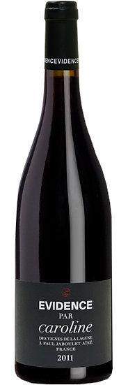 Jaboulet Evidence Rouge 2011 75 cl