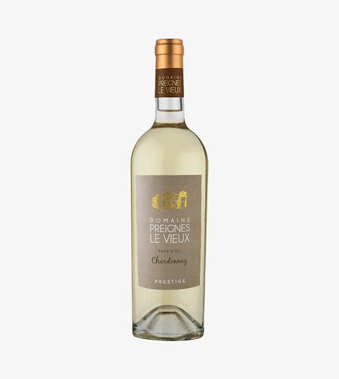 Preignes Le Vieux 2018 Chardonnay Prestige 75 cl