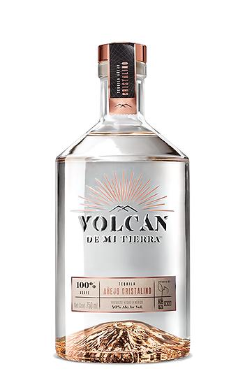 Volcan Cristalino Tequila 70 cl