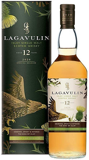Lagavulin 12 ans Special Release 2020 70 cl