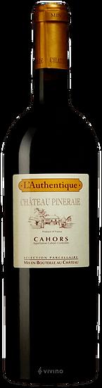 Château Pineraie Rouge L'Authentique 2014 75 cl