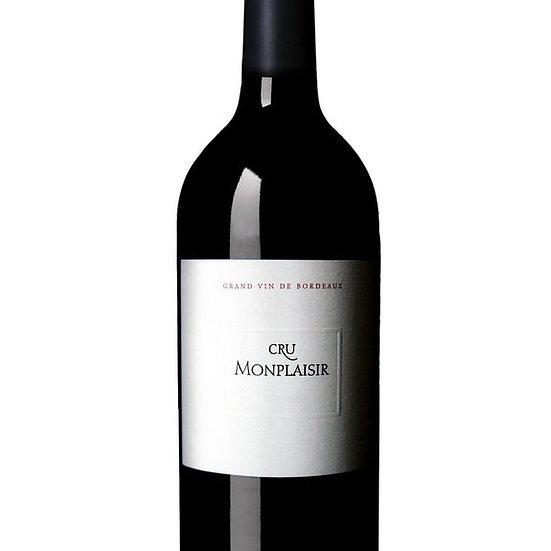 Cru Monplaisir Bordeaux Supérieur 2018 75 cl