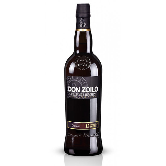 Williams & Humbert Don Zoilo PX 12 ans 75 cl