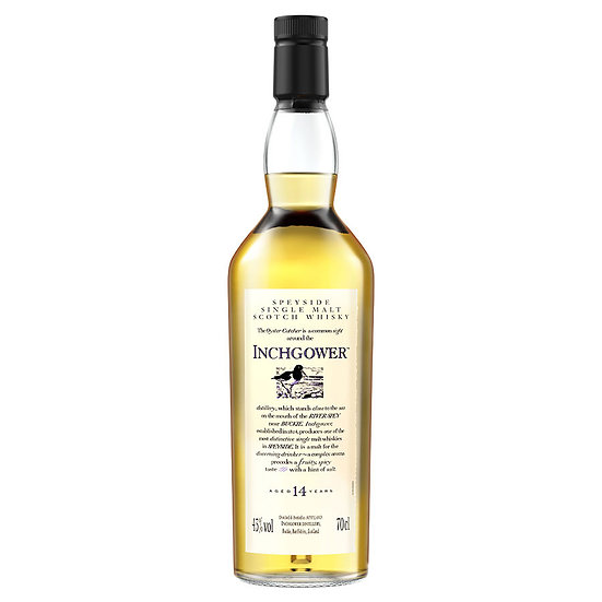 Inchgower 14 ans 70 cl