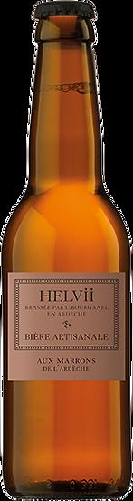 Helvii Bière Marron Ardèche 33 cl