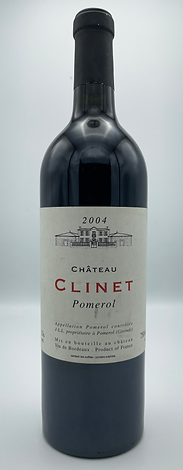 Château Clinet 2004 Pomerol 75 cl