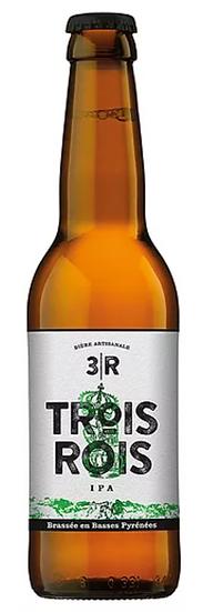3 Rois Bière IPA Basse Pyrénées 33 cl