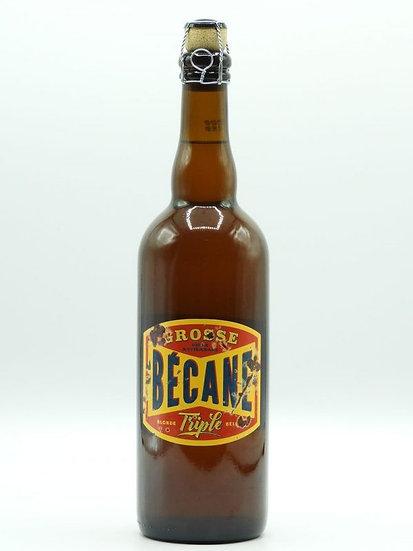 Grosse Bécane Bière Triple Ardèche 75 cl