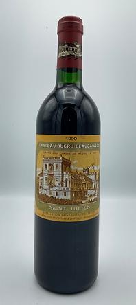 Ducru Beaucaillou 1990 GCC St Julien 75 cl