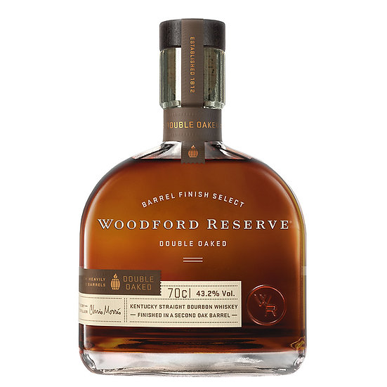 Woodford Reserve Double Oaked 70 cl