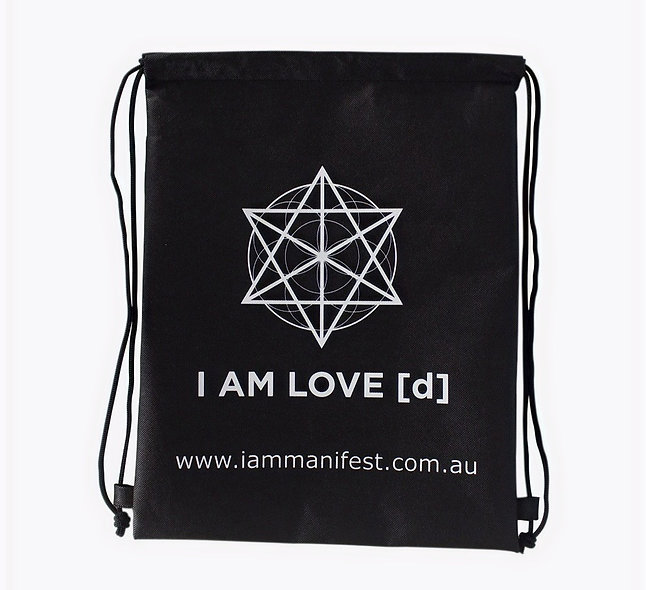 I AM LOVE [d] CARE BAG