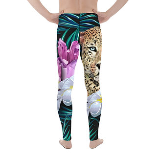 AMETHYST JUNGLE MEGGINGS