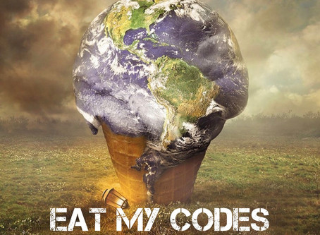 "MYSTIC CRYSTAL ELIXR  ""EAT MY CODES & TASTE MY SOUL"""