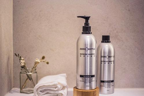 純淨洗髮露 - 400ml*2 (壓頭/無壓頭 各一瓶)