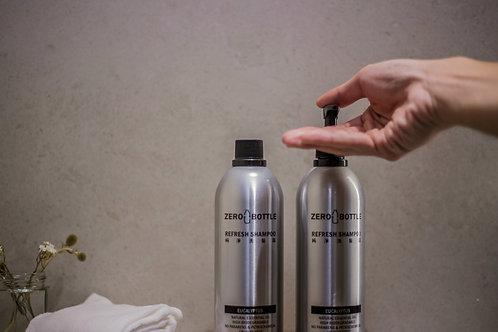 純淨洗髮露[無壓頭] - 400ml *2 (兩瓶皆無壓頭)
