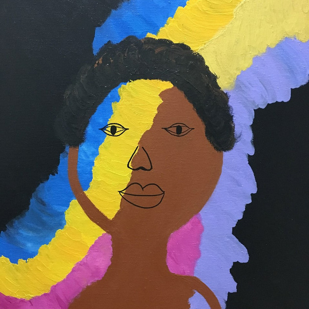 Gabi Dias - Blackness