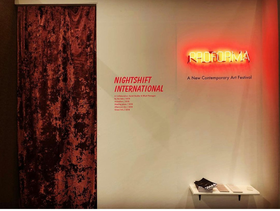 Nightshift International, The Manchester Contemporary