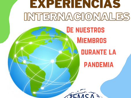 Experiencias Internaciones en Pandemia