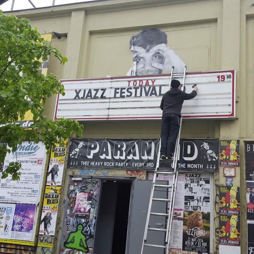 XJAZZ Festival Berlin 2016