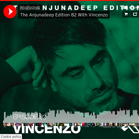 DJ mix by Vincenzo
