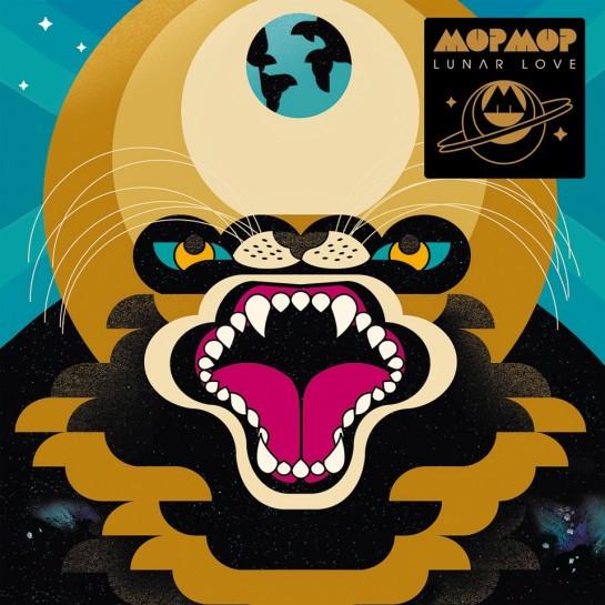 New album Lunar Love by Mop Mop