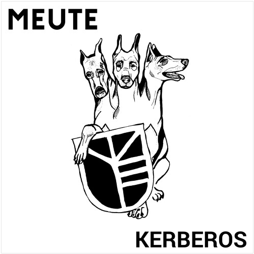 "Techno marching band version of ""Kerberos"" performed by MEUTE"