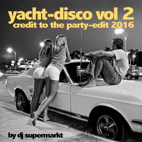 DJ mix by DJ Supermarkt/Too Slow To Disco