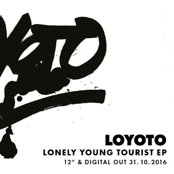 """Lonely Young Tourist EP"" by LoYoTo - Eva Be & Cle, Watergate Records"
