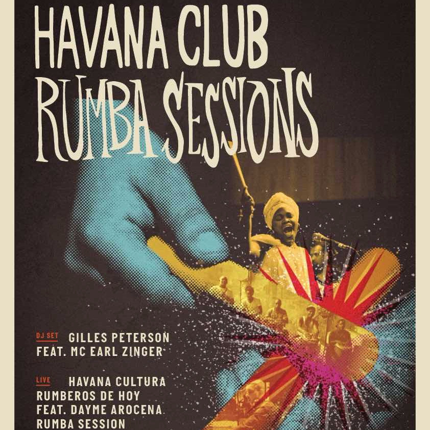 Gilles Peterson presents Havana Club Rumba Sessions at Prince Charles