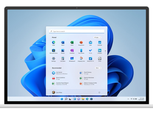 Windows 11 - Coming October 5th