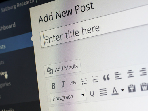 Blogging Your Way to Great Website Rankings
