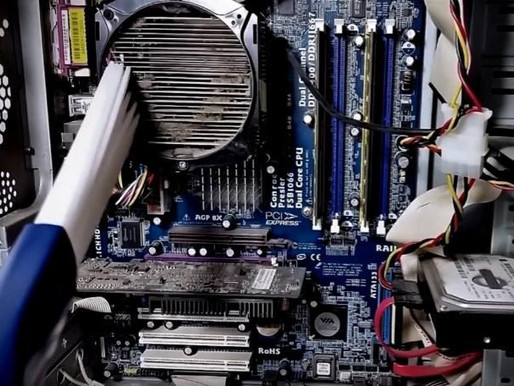 Computer Service: What to Do and When to do it.