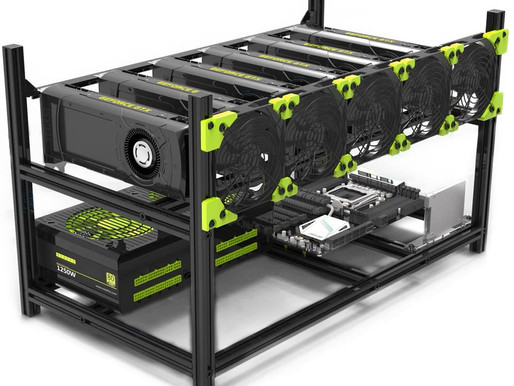 Mining Rigs for Crypto-Currency
