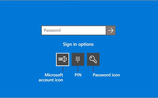 Passwords vs. PINs
