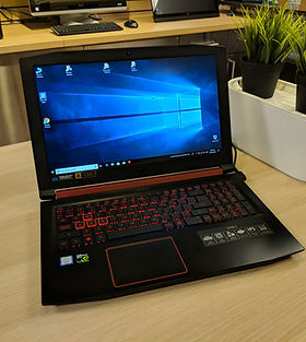 Acer Nitro Gaming Laptop for sale at Concept Computer Store, computer repair, North Vancouver, New Westminster