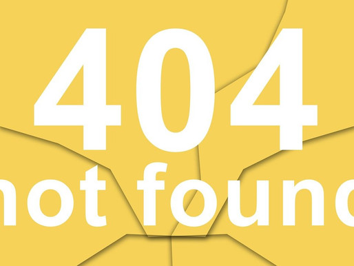 404 Errors and How to Fix Them