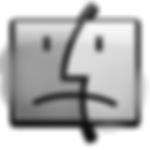 Mac Sad Face