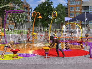 Key Considerations when planning a Spray Park