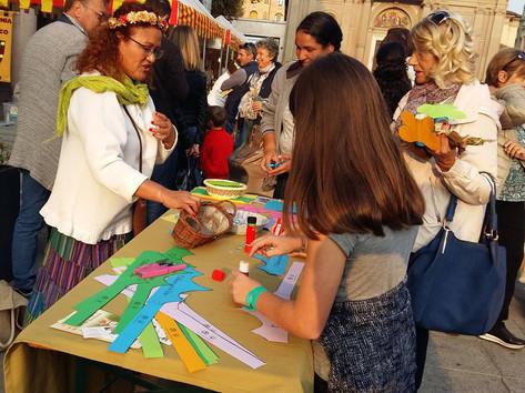 Il folklore per la vita Bergamo 2018