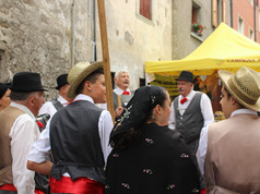 Parre, Raduno Regionale 2018