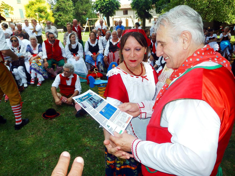 Albavilla, Raduno regionale FITP 2017